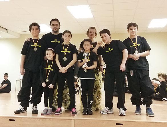 Torneo Dragon Legendario 2016 - Equipo Tigres