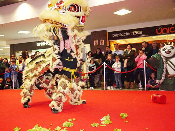 Exhibición Estreno Kung Fu Panda 3 - Momento de la Exhibición 3