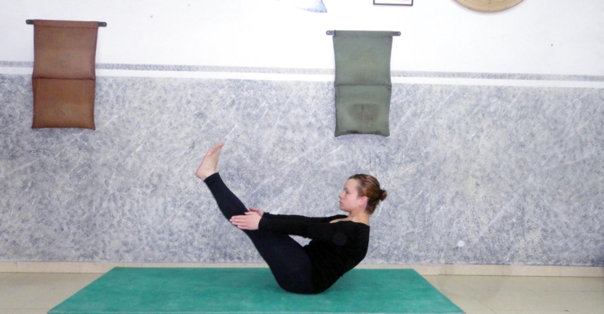 Pilates - En Pilates se entrenan todas las partes del cuerpo
