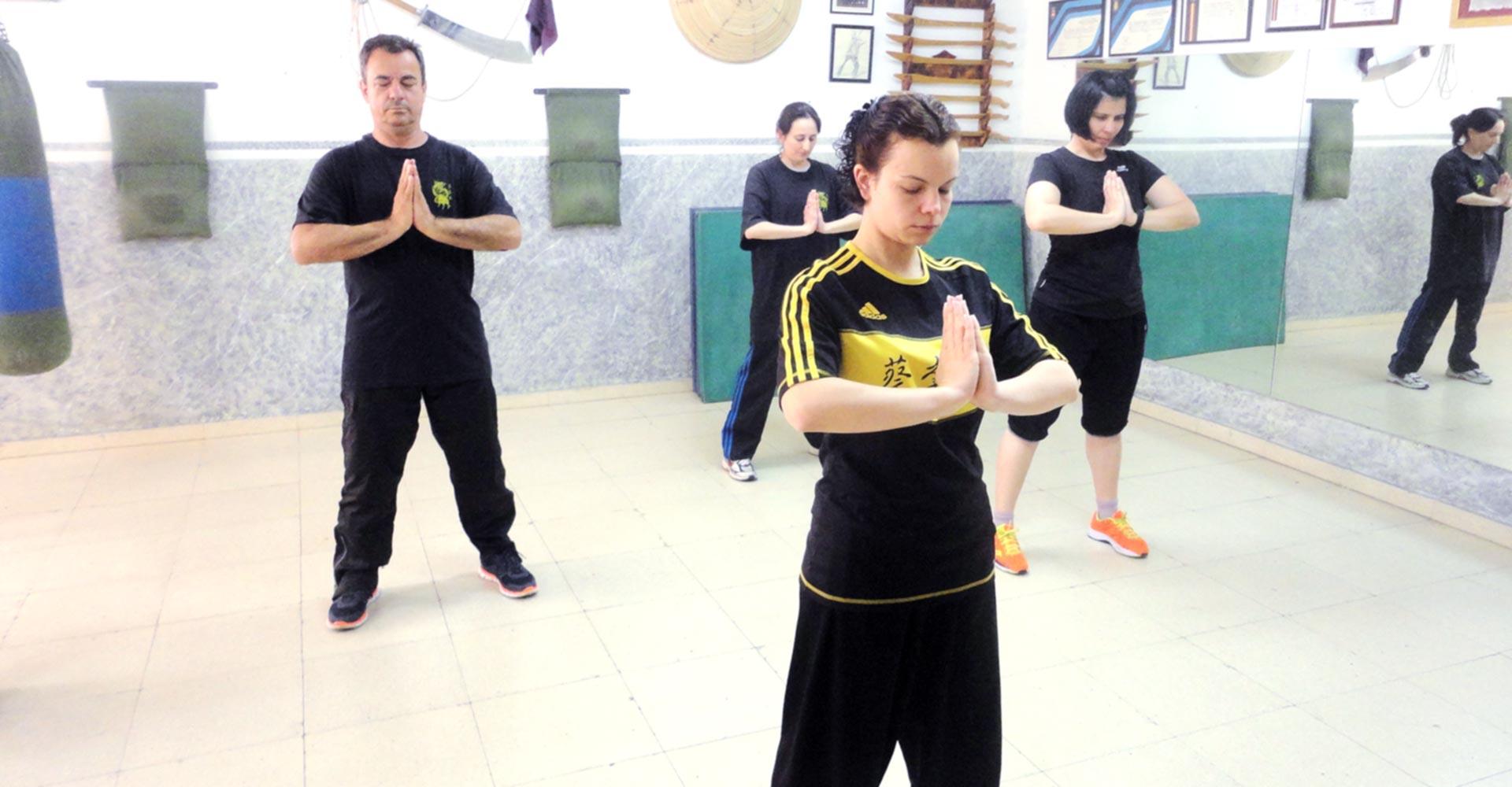 Lohan Qi Gong - Clase de Qi Gong o Chi Kung