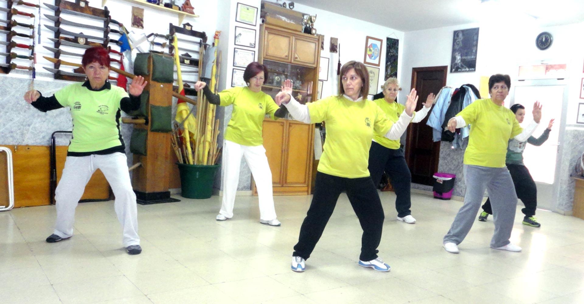 Tai Chi Chuan - Grupo de Tai Chi